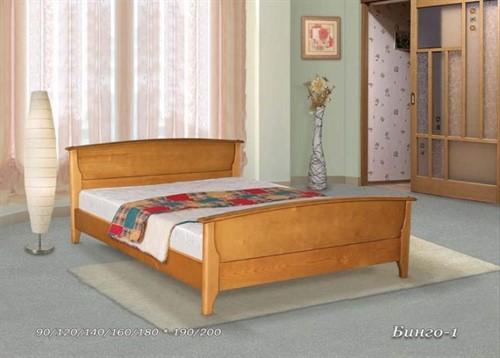 Кровать Бинго 1 - фото 124235
