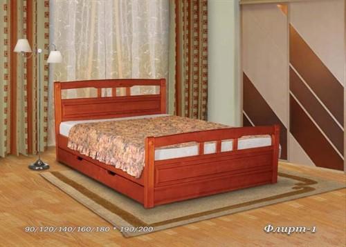 Кровать Флирт 1