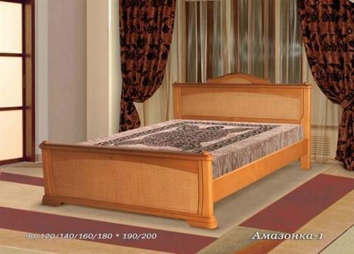 Кровать Амазонка 1