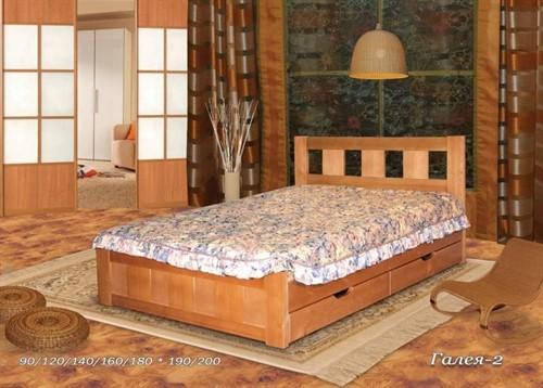 Кровать Галлея 2  (с ящиками)