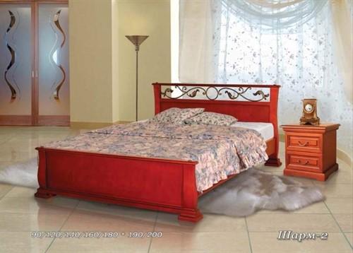 Кровать Шарм 2