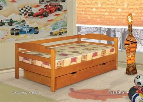 Кровать Одноярусная лицей плюс