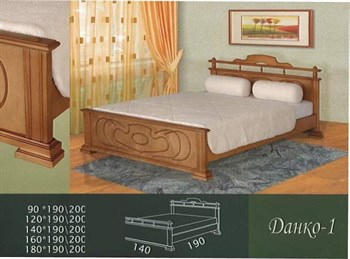 Кровать Данко 1