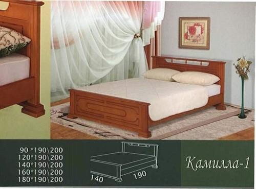 Кровать Камилла 1