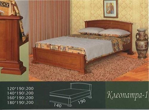 Кровать Клеопатра 1