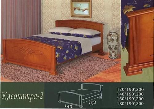 Кровать Клеопатра 2