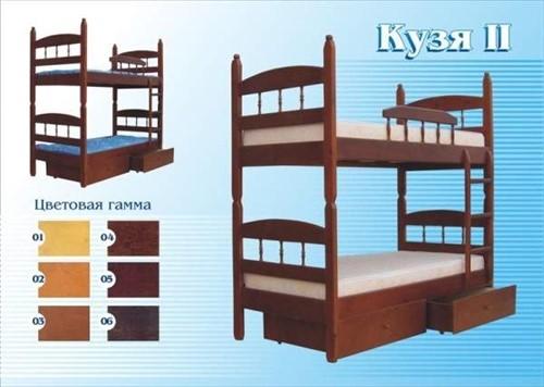 Кровать Кузя 2