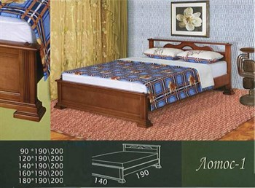 Кровать Лотос 1