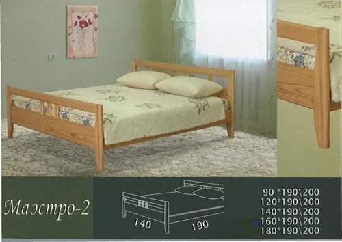 Кровать Маэстро 2