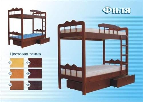 Кровать Филя