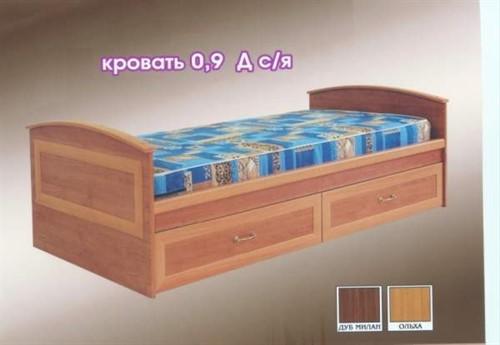Кровать 0.9 детская
