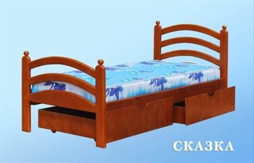 Кровать Сказка с ящиками