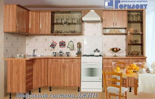 Кухня ЛДСП Джин-6