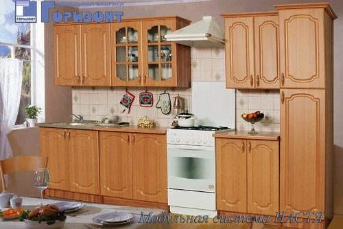 Кухня Настя 1