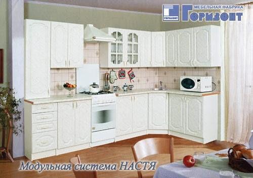 Кухня Настя - фото 124621
