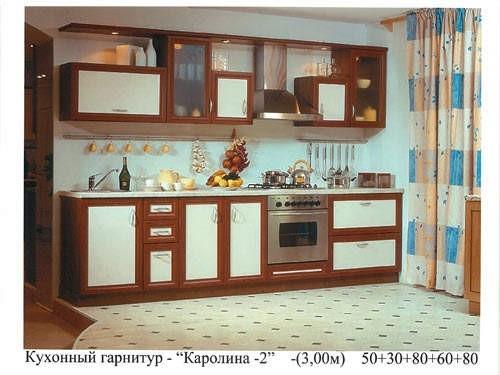 Кухня Каролина 2