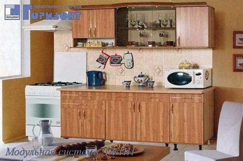 Кухня ЛДСП Джин-2