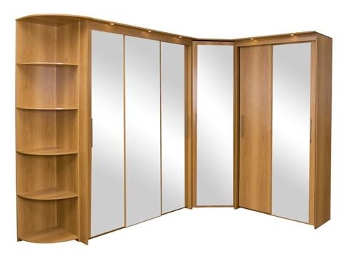Угловой шкаф НКМ 3