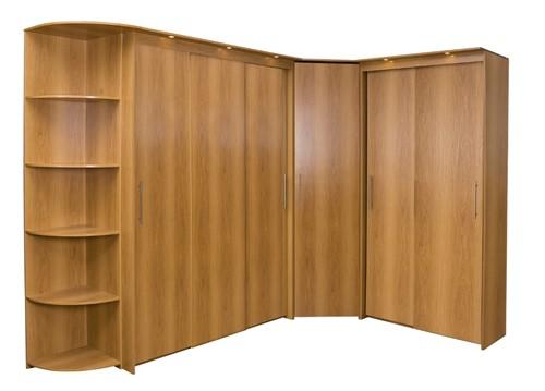 Угловой шкаф НКМ 2