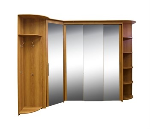 Угловой шкаф НКМ 1