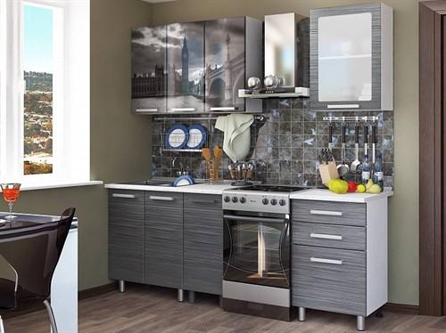 Кухня эконом класса Фотопечать 1.6