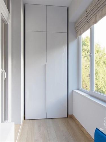 Шкаф для балкона №2